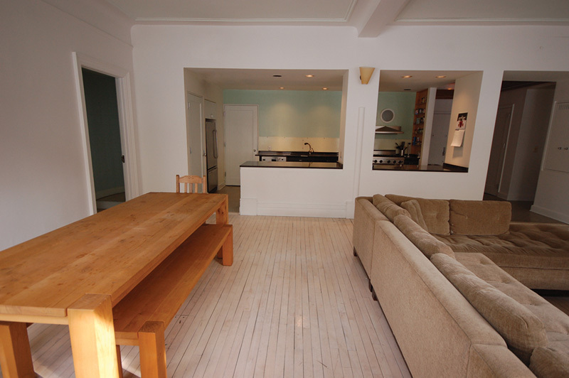 Prewar Loft in distinctive Tribeca Co-op. Sunny South-facing, High Ceilings 2 Bed/2 Baths and Home Office