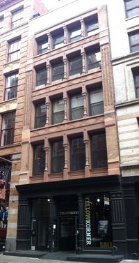 100 Wooster Street in Soho