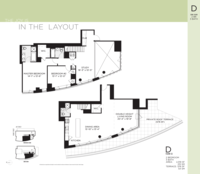 floorplan for 100 Jay Street #32D