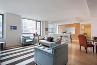 StreetEasy: 2 River Terrace #10A - Condo Apartment Sale at Riverhouse, One Rockefeller Park in Battery Park City, Manhattan