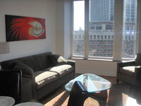 StreetEasy: 15 William St. #33C - Condo Apartment Rental at William Beaver House in Financial District, Manhattan