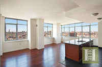 StreetEasy: 1485 Fifth Ave. #23E - Condo Apartment Sale at 5th On The Park in Central Harlem, Manhattan