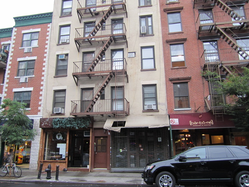 storefront available in the heart of the east village