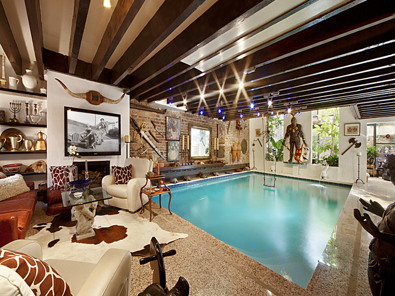 Chelsea Townhouse with Indoor Pool