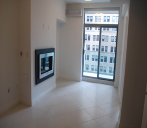 Brand New Building, Fireplace, balcony, W/D