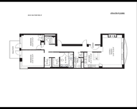 floorplan for 325 West 13th Street #4THFLOOR