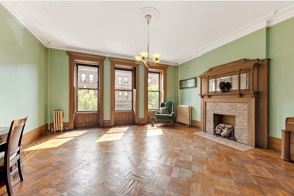 Harlem/Mt. Morris Park 20' Wide Townhouse