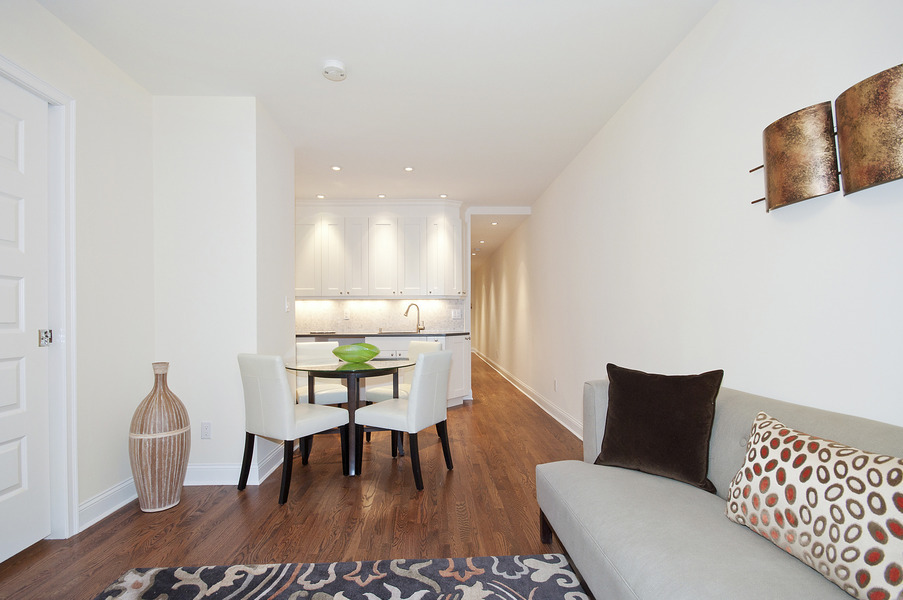 NO BOARD APPROVAL! NEW TO MARKET! Newly Renovated 2 Bdrm 2 Bath Coop in Prime Upper West Side Brownstone