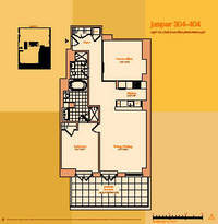 floorplan for 114 East 32nd Street #304