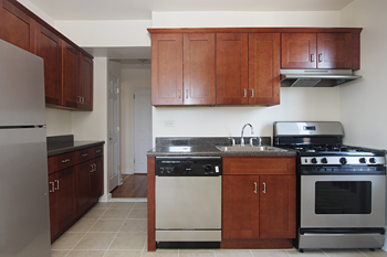 Large, Bright, Renovated Two Bedroom