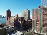 StreetEasy: 200 Rector Pl. #17A - Condo Apartment Rental at Liberty Court in Battery Park City, Manhattan