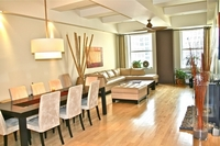 StreetEasy: 15 Broad St. #2704 - Condo Apartment Sale at Downtown by Philippe Starck in Financial District, Manhattan
