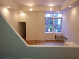 Renovated 2 Bed/ 1 Bath Condo Apartment With Eat In Kitchen and Sunken Living Room