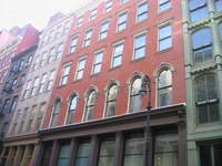 22 Mercer Street in Soho