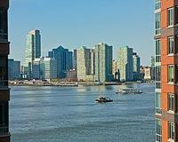StreetEasy: 1 River Terrace #9L - Condo Apartment Sale at Riverhouse, One Rockefeller Park in Battery Park City, Manhattan
