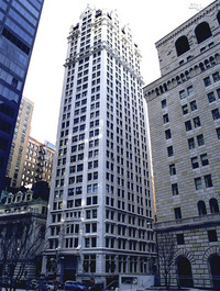 StreetEasy: 55 Liberty St. #17A - Co-op Apartment Sale at Liberty Tower in Financial District, Manhattan