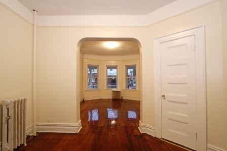 Very Large Newly Renovated Sunny Below Market 2BR Garden Apartment With Formal Diningroom and Use of Backyard