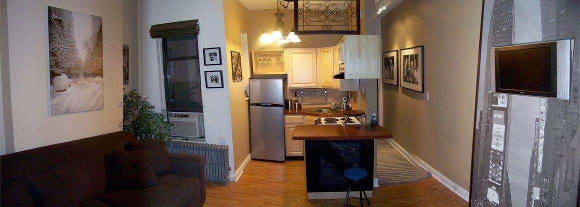 PRE-WAR ONE BEDROOM FURNISHED/non furnished IN THE HEART OF CLINTON
