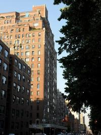 444 Central Park West in Manhattan Valley