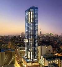 Trump Soho Hotel Condominium at 246 Spring Street in Soho