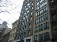 The Hastings Building at 71 Murray Street in Tribeca