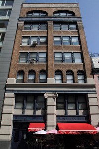 307 West Broadway in Soho