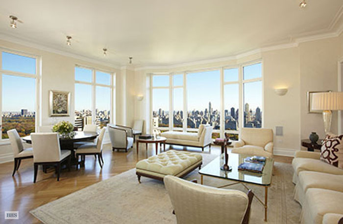 15 central park west 33d condo apartment sale in for New york central park apartments for sale