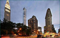 One Madison Park at 23 East 22nd Street in Flatiron