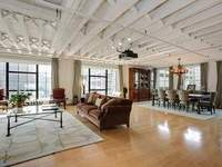 Cobblestone Loft at 28 Laight Street in Tribeca